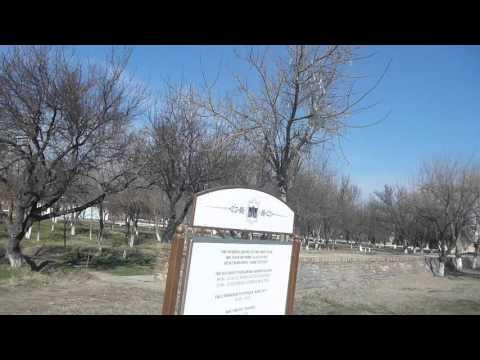 Touring Khoja Ahmed Yasawi in Turkistan   Part 1   Kazakhstan   February 2016