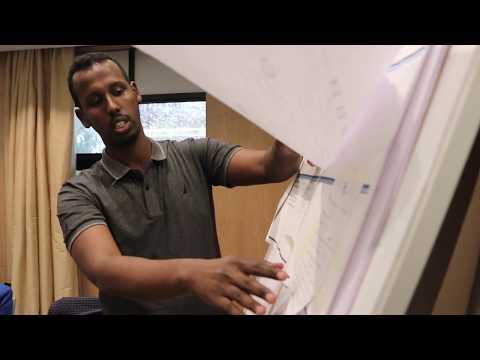 Ministry of Health Somalia x UNFPA training in Kigali, Rwanda