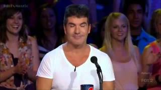The X Factor USA 2012 - Panda Ross' Audition (Икс Фактор)