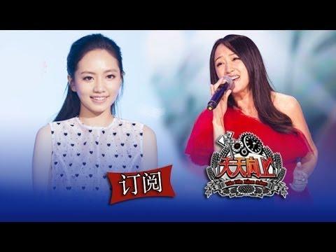 天天向上 Day Day UP: 刘惜君领衔深圳美女团清纯来袭-Shenzhen Girls Team Arrival【湖南卫视官方版1080P】20141017