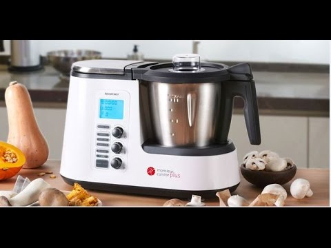 La nueva monsieur cuisine plus silvercrest lidl youtube for Lidl monsieur cuisine plus