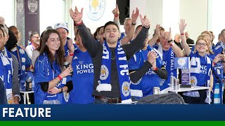 The Whole World Smiles With You | Leicester City Documentary