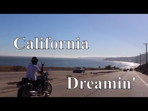 ROAD TRIP - PACIFIC COAST HIGHWAY  CRUZin' with Yomary