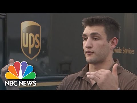 'What Am I Gonna Do, Let People Float Away?': UPS Driver On Rescuing Ida Victims