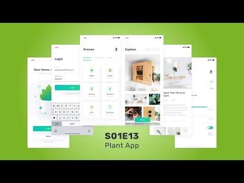 S01E13 - Plant App - React Native