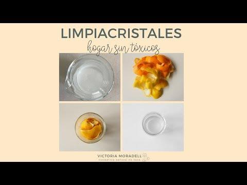 DÍA 3: LIMPIACRISTALES   Hogar sin tóxicos