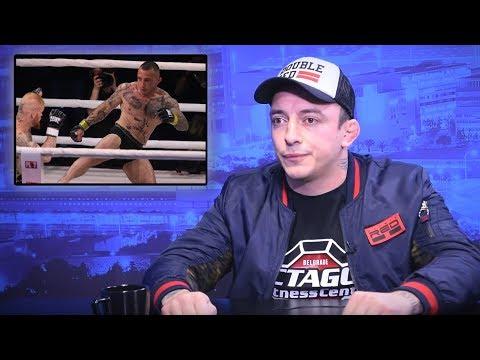 BALKAN INFO: Dušan Džakić - Pravim pauzu u MMA borbama, jer ne osećam agresivnost koja je neophodna!