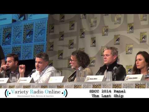 Last Ship Panel - San Diego Comic Con 2014