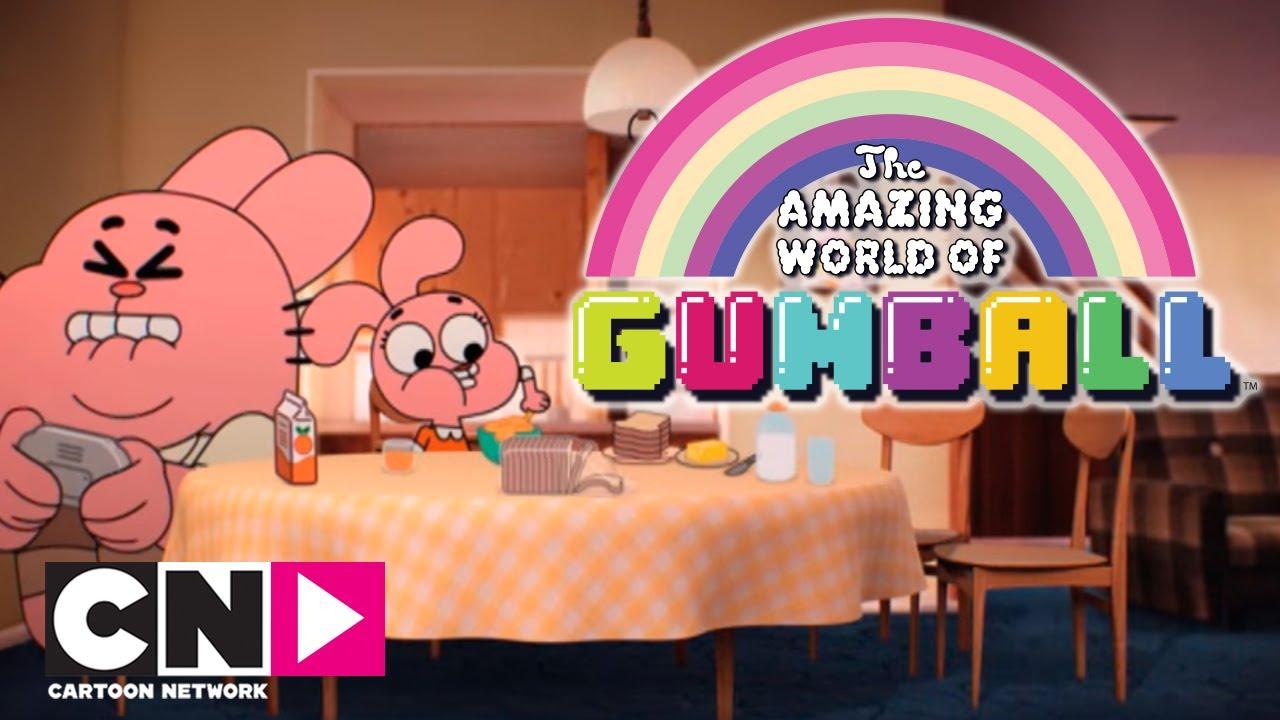 Lunes   El asombroso mundo de Gumball   Cartoon Network ...