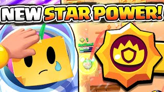 NEW SPROUT STAR POWER IS.... ????????