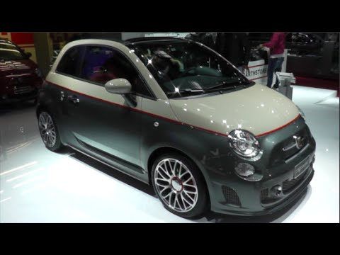 new abarth 595 c turismo cabriolet 2015 test doovi. Black Bedroom Furniture Sets. Home Design Ideas