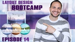 Creative CD Design Layout Tutorial In Adobe Photoshop & Illustrator