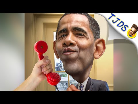Barack Obama Begs To Pull Up Jimmy Dore's Pants