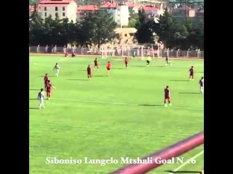 Siboniso Lungelo goal N16
