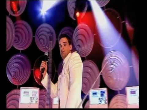 Robbie Williams 'Radio' : Top Of The Pops Saturday