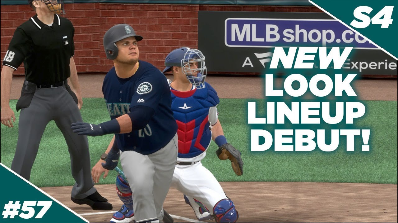Season 4 Begins Vogelbach Is Back Mlb The Show 19 Franchise Seattle Mariners Ep 57