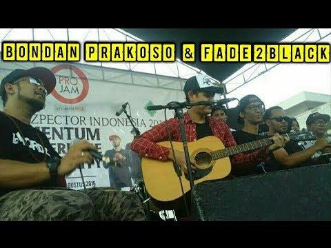 Jambore Rezpector Indonesia 2016 - Bondan Prakoso & Fade2Black - Bunga