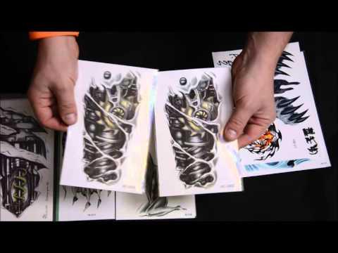 Zakupy Z Chin Aliexpress Tatuaże Tymczasowe 12