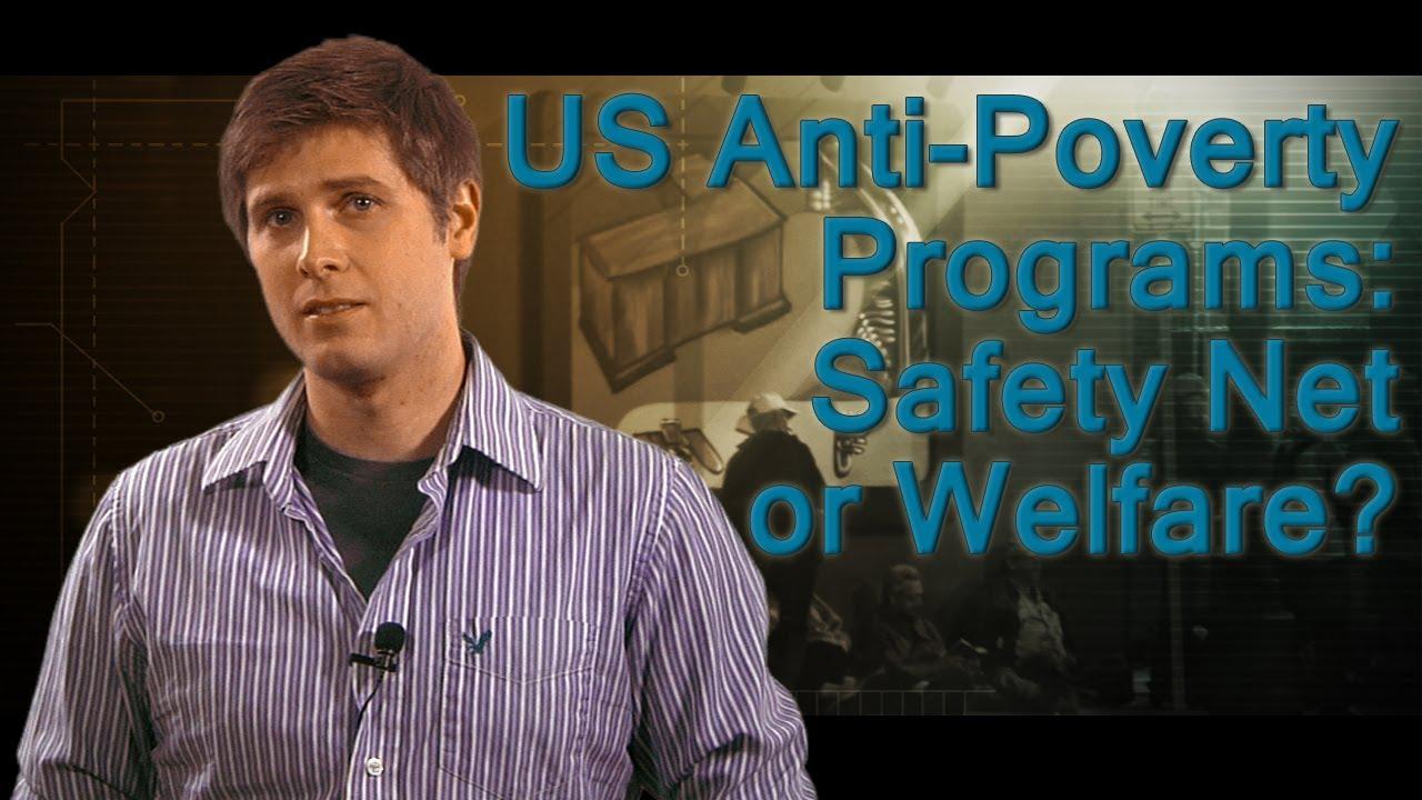 U S Welfare Programs Federal Safety Net