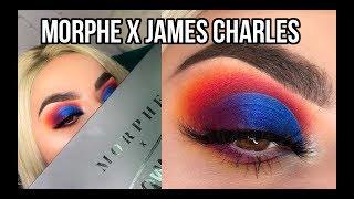 Morphe X James Charles | Artistry Palette Tutorial