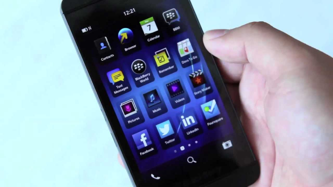 How To Transfer Your Previous Blackberry Data The Z10