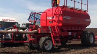 СоюзбелАгро - Gaspardo Balena зерновой посевной комплекс культиваторного типа