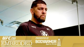 UFC 266: Embedded - Эпизод 4
