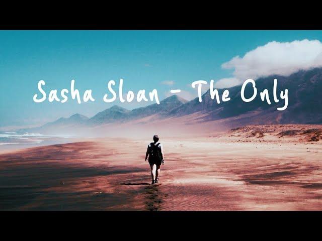 🎧 번역가가 번역하는 팝송 | Sasha Sloan - The Only 가사 | 해석