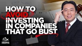 So vermeiden Sie Investitionen in Unternehmen, die pleite gehen