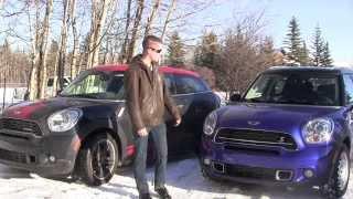 MINI John Cooper Works Paceman 2014 Videos