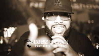 Gambar cover DJ Bizi Brown - International Party Rocker