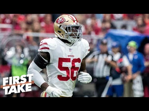 Stephen A.: Reuben Foster deserves to be banned the rest of the season | First Take