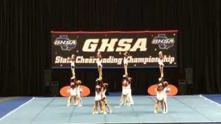 2015 GHSA State Competition - Milton