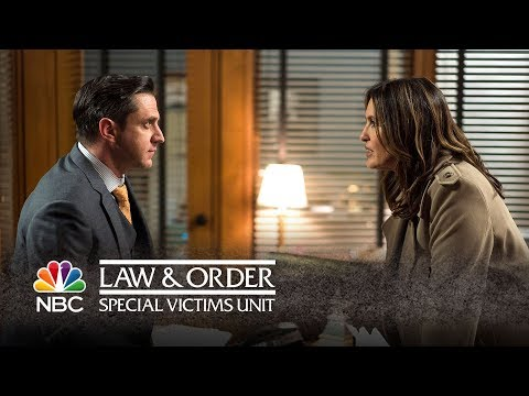 Law & Order: SVU  The City Is Exploding Episode Highlight