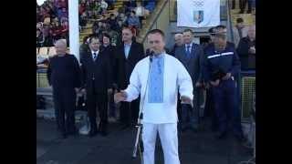 Відкритий урок футболу у Калуші 11.11.2014