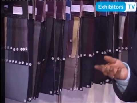 Raymond Ltd. offers Super 250s fabric made of 11.4 micron wool to Pakistani market (Exhibitors TV)