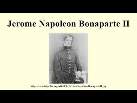 Jerome Napoleon Bonaparte II