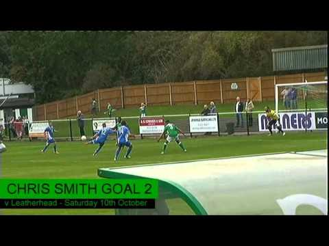 Goal of the Month - OCTOBER 2015