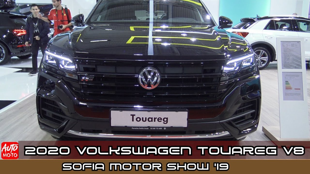 2020 Volkswagen Touareg Redesign and Review