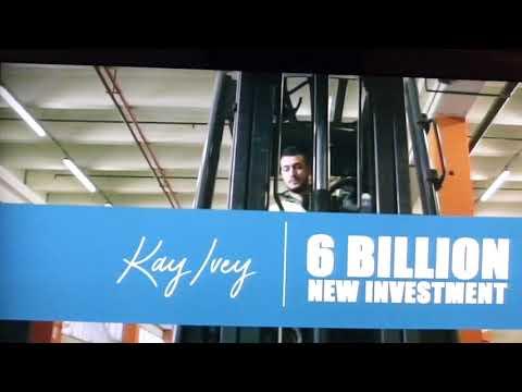 Alabama Governor Kay Ivey's political ad 2018