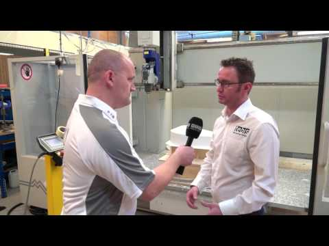 Interform tell MTD why they use TEBIS software