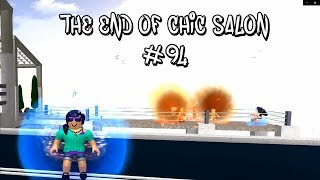 Roblox Exploiting #94 - THE END OF CHIC SALON