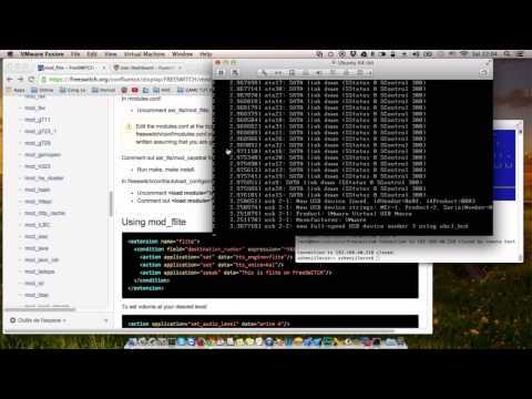 [ Tutorial 9 ] mod flite - text to speech -  freeswitch fusionpbx