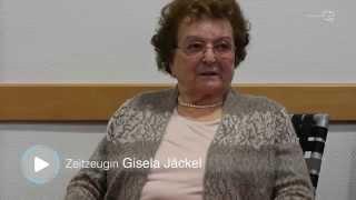 Ich kann verzeihen, aber nicht vergessen - Gisela Jäckel