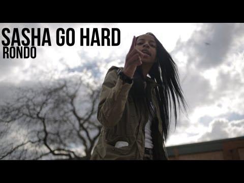 Sasha Go Hard - Rondo | Shot by @DGainzBeats