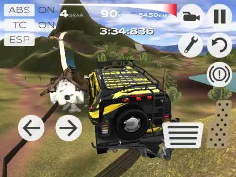 Extreme SUV Driving Simulator (imposibile)