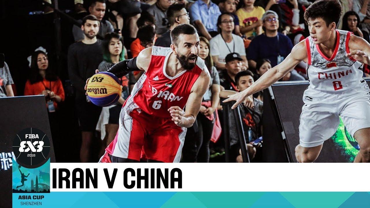 844b97217f Iran v China - Full Game - FIBA 3x3 Asia Cup 2018 - YouTube