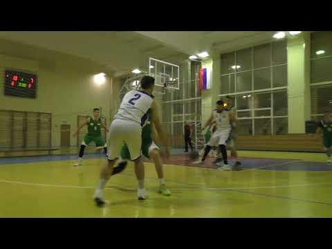 МЛБЛ Динамо vs РГУПС 06 02 2021
