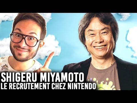 Travailler chez NINTENDO ? Les conseils de SHIGERU MIYAMOTO