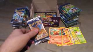Opening Fake 1st Edition Pokemon Base Set Booster Box From Ebay